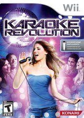 Karaoke Revolution Wii 11 70 Karaoke Wii Games Wii