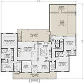 Modernes Bauernhaus: 2.315 Quadratmeter, 3-4 Schlafzimmer, 2,5 Bäder – 4534 …   – architecture