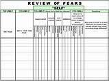 Printable Aa Step 4 Worksheets Aa Steps Worksheets Printable Worksheets