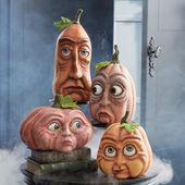 Expressive Pumpkin – Herbert