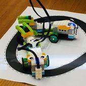 Der Linienfolger LEGO Roboter und der Milo Rover sind der Klassenliebling in unserer STEM-Sess …   – Food and drink