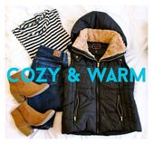 3 Cozy & Cute Winter Outfit Ideas –  – #winteroutfits