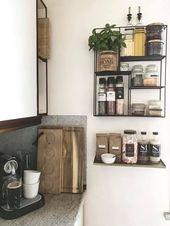 Stauraum unter Dach – perfekt für eine Ferienhütte …
