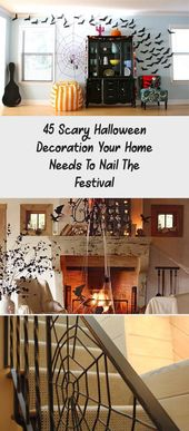 45 Scary Halloween Decoration Your Home Needs To Nail The Festival