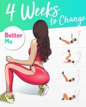 Nur 4 Wochen, um einen unglaublichen Körper zu haben    – Fitness-Studio