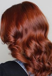 Auburn Hair Color Shades: Auburn Hair Dye Tips #auburn #hair #hairstyles #hairco… – Hair, Nails, Skin, Makeup Ideas