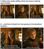Das liegt daran, dass Sansa MEHR ist als ein hübsches Gesicht, sie ist klug, schlau und … – Game of thrones