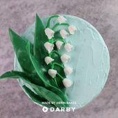 Chocolate Wedding Cake – Cake Decorating Frosting