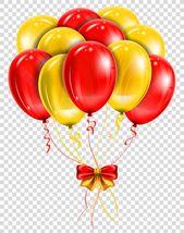 Balloon Red Yellow Clip Art Balloon Png Balloon Birthday Blue Color Fruit Balloons Yellow Balloons Clip Art