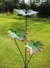 68 Yard Art Totems Ideas – Tonnen – #Art #Ideas #Ton #Totems #yard – Ceramic …   – Keramische Kunst