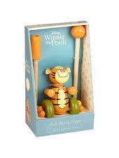 Orangenbaum Winnie the Pooh Tigger Schieben Sie Holzspielzeug   – best toys & games