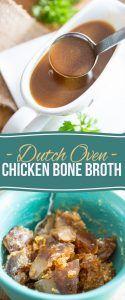 Dutch Oven Chicken Bone Broth Recipe Dutch Oven Chicken Oven Chicken Dutch Oven Recipes
