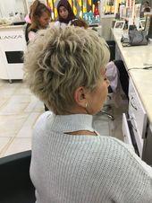 Süße Haarschnitte