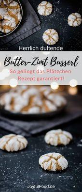 Butter-Zimt Busserl