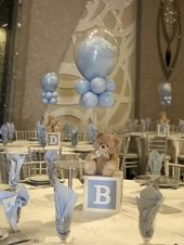 Baby shower ideas for boys decorations theme parties 43 – www.Naiep.com