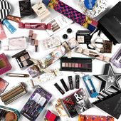 Rounding up some amazing beauty gifts on the blog / Makeup beauty flatlay #beaut…