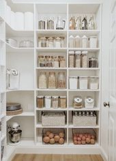 Ideas for organizing pantries simple inspiration for the mo …