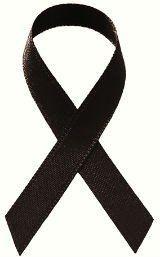 Símbolos de luto: conheça os símbolos usados após a morte - WeMystic Brasil    Luto, Fita preta, Coração de luto
