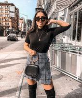 5 Ways to Style A Black Turtleneck 1