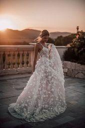 Trends & Ideen Des Hochzeitskleides 2019