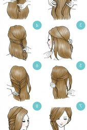 The 27 Hottest Ideas for the Daily Hairstyle - #esten #dress # Ideas #tagli ...