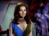 Andrea is listed (or ranked) 4 on the list The Most Beautiful Women to Appear on Star Trek