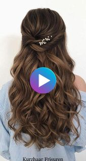 #brewed #a #elegant #hairstyle short hair #for #wedding #wedding hairstyles #is #dazzling 50