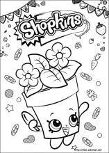 Dibujos De Shopkins Para Colorear En Colorear Net Shopkins Para Colorear Shopkins Dibujos Imagenes De Shopkins