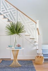 Beach House-Escape into the Blue with Interior Designer Lauren Leonard – Entry Ways