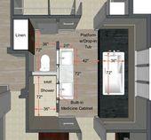 Bathroom planner online – the dream bathroom is easy to plan