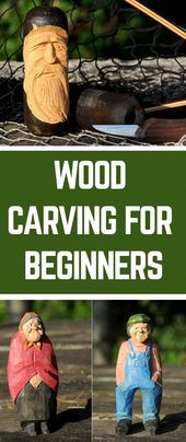 Wood Carving for Beginners: Improve Your Carving Skills