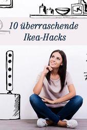 Individueller wohnen: 10 überraschende Ikea-Hacks, die Ihr Leben verändern! – freundin.de