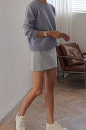 15+ Minimalistic Outfits For Spring – #minimalisti…