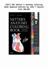 Anatomy Coloring Pages Pdf Fresh Get Pdf Netter S Anatomy Coloring Book Updated Edition By Anatomy Coloring Book Coloring Books Stress Coloring Book