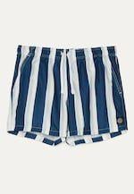 BADESHORTS MIT PRINT 04224305 Short de bain dark blue