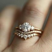 Marrow Fine Stacking RIngs   White Diamond Wedding bands from Marrow Fine Jewelr…