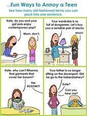 Mother's Parenting Cartoons Will Have You Nodding In Solidarity –  Mother's Parenting Cartoons Will Ha…