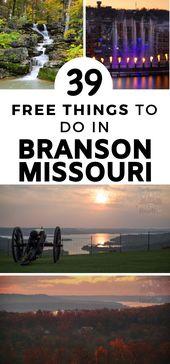 39 Kostenlose Aktivitäten in Branson Mo zu tun – Visit the United States