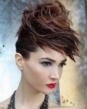 Mittlere Party Frisuren 2013 für Frauen