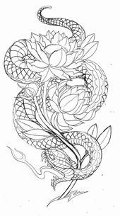 Tattoo Coloring Book Pdf Download Unique Grim Reaper Snake Tattoo Coloring Pages Book Book Colori Tattoo Coloring Book Snake Tattoo Color Tattoo