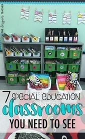 7 Special Education Classrooms You Need To See