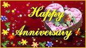 free happy anniversary greeting card anniversary video Auto Draft Design 2019 – …