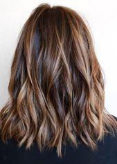 45 The best ideas for brunette hair for 2018 – light, medium and dark  – hair