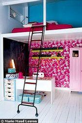La chambre de sa fille #chambreadolescente