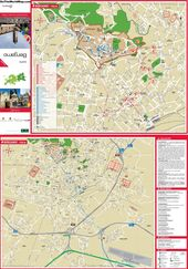 Matera tourist attractions map Maps Pinterest Italy and City