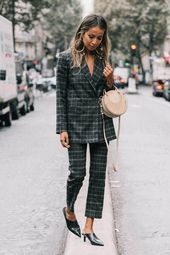 50+ Office Outfit Ideas to Wear to Work – FROM LUXE WITH LOVE