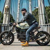 Reimage.ris BMW K100 Gebaut von Arjan van den Boomen 📷: Bas Folgen Sie uns —-> @los …   – Cafe Racer / Brat style / Scrambler / Custom bike / Classic Bike