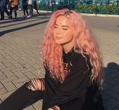 35 schöne rosa Haarfarben, um Ihren nächsten Färbejob zu inspirieren heißer und heller Farbfarbstoff …   – Hair