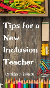 Suggestions for a New Inclusion Instructor