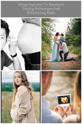 Lustige Inspiration für Baby Belly Shoot #Schwangerschaft #Fotoshooting #Baby …   – schwangerschaft-teil-ii